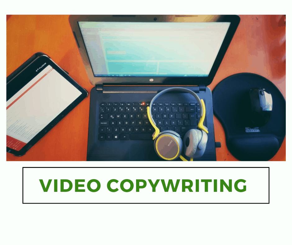 Video copywriting – ayat jualan online